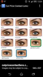 Fresh Look Eyes Contacts Beauty Colored Contacts Eye