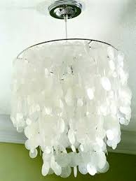 i ve always liked the look of capiz shell chandeliers i wanted one for my office craft room