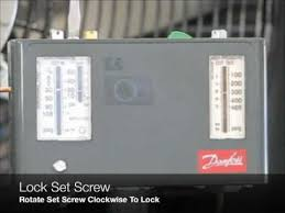 adjusting a danfoss dual pressure control & reset high pressure ranco pressure control wiring diagram adjusting a danfoss dual pressure control & reset high pressure cut out youtube Ranco Pressure Control Wiring Diagram