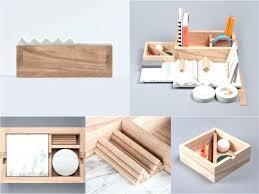 wooden desk accesories woodworking desk decor desk wood accessories and organizers victor on birch wood deer wooden desk
