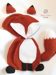 Crochet Fox Pattern Mesmerizing Ragdoll Fox Free Crochet Pattern Spin A Yarn Crochet