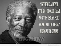 Morgan Freeman Quotes Mesmerizing Amazing Morgan Freeman Quotes Golfian