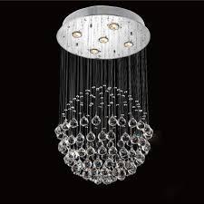 lighting modern interior lights design with luxury crystal