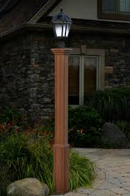 Amazoncom  Solar Lamp Post Light  Outdoor Post Lights  Garden Solar Garden Post Lights