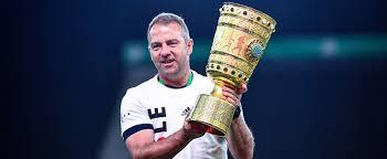 Die stiftung hilft aufgrund der coronakrise sozialen und karitativen einrichtungen. Fc Bayern Hansi Flick Verkundet Abschied Zum Saisonende