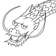 龍の書き方は イラストを簡単に初心者でも描ける イラストの簡単な