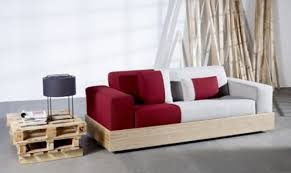 More Counter Space While Showcasing a Creative Furniture Design- Slot Sofa
