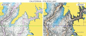 Lake Pleasant Az Depth Chart Significant Updates Released For 10 Us Lakes