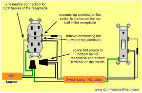 wiring 3 way switch multiple lights diagrams images way electrical outlets outlets and diy and crafts