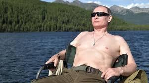 Путин прокомментировал свои фотографии с голым торсом - Газета.Ru
