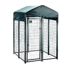 outdoor dog cage 4 large kennel with roof n outside pen ground cover 2 kennels for outdoor dog kennels
