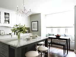 chandelier in the kitchen crystal ball chandelier kitchen traditional with banquette breakfast bar breakfast chandelier size