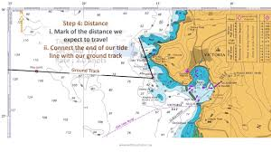 Rya Charts Rya Day Skipper Plotting A Course To Steer