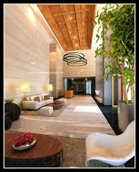 Apartment lobby look and feel