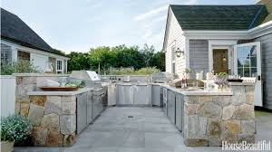 ... 17 Outdoor Kitchen Design Ideas And Pictures Within Outdoor Kitchen  Ideas Outdoor Kitchen Ideas On A ...