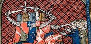 Cruzada contra los cátaros