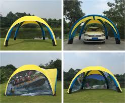 Multiple Room Tents Inflatable Dome Tents