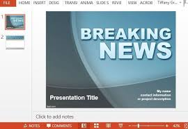tv powerpoint templates news powerpoint template briski info