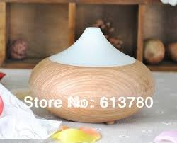 negative ions mini Ultrasonic LED Aroma Diffuser Air Humidifier  Aromatherapy Purifier Mist Maker For Home Office SPA