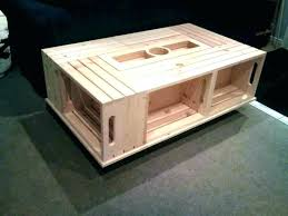 crate table coffee table crate wooden crate coffee table wood crate coffee table crate coffee table