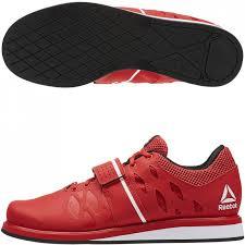 reebok weightlifting shoes. reebok lifter pr mens weightlifting shoes - red
