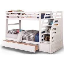 bunk beds with trundle and storage. Unique Bunk Features Trundle Storage Steps Frame Material Wood Dimensions  Clearance 38 With Bunk Beds Trundle And Storage