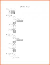 mla outline format moa format mla outline format mla format sample research paper