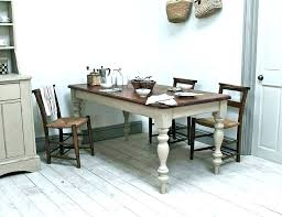 farmhouse style dining table and chairs coffee set for round kitchen sets furniture wonde
