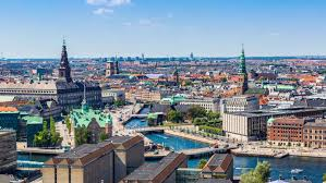 blue city kbenhavn