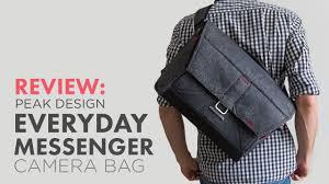 Peak Design Messenger 15 Review Peak Design Everyday Messenger Camera Bag