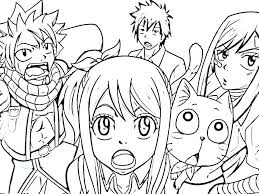 Anime Coloring Pages Free Printable Werewolf Coloring Pages Free