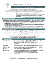 Graduate Nurse Resume Template Inspiration Nurse Practitioner Resume Template Swisstrustco