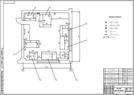 Проект городского СТО с внедрением шиномонтажного участка Остальные чертежи смотрите в папке Скрины архив