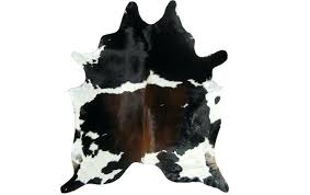 black and white cowhide rug photograph of cowhide rug black and white zebra cowhide rug black
