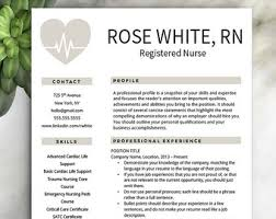 Nurse Resume Template Free Nursing Resume Template Nursing Resume