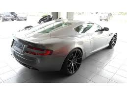 aston martin db9. 2007 aston martin db9 v12 60 automatic sports car super db9