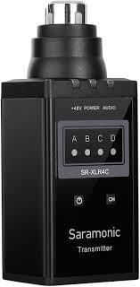 Zestaw sygnalizatorów videotronic cx4+ 2xrc4 2+1 wieczysta gwarancja producenta nowość 2016 podstawowe parametry zestawu: Saramonic Vhf Wireless Xlr Plug On Microphone Transmitter For Sr Wm4c Professional Video Microphone Sr Xlr4c Camera Photo Amazon Com