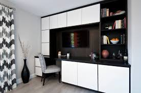 Black And White Cabinet Design Idea  Trends
