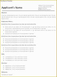 Free Download Resume Templates For Microsoft Word 2010 Resume Templates Microsoft Word 2010 Free Download Of Cv