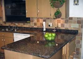 Baltic Brown Granite Kitchen Baltic Brown Granite Countertop