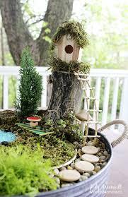 how to make a fairy garden. Perfect Fairy To How Make A Fairy Garden I