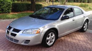 2004 Dodge Stratus SXT - View our current inventory at FortMyersWA ...