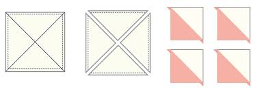 Half Square Triangle Cutting Chart Easy Half Square Triangles Tutorial Video Suzy Quilts