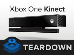 xbox one kinect teardown ifixit image 1 2 1080p hd wide angle camera