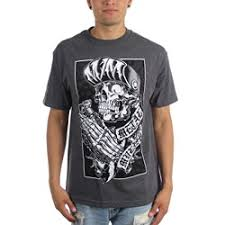 Metal Mulisha Mens Corner T Shirt