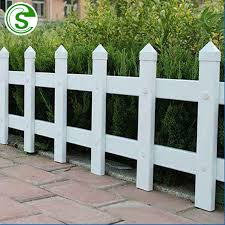 china pvc fence panels and white vinyl