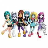 <b>Куклы Monster High</b> (Школа Монстров)