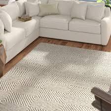 marcelo hand woven ivory area rug white area rug37 rug