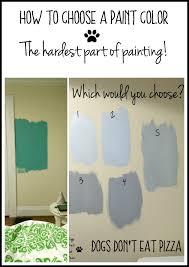 how to choose a paint colorHow to Choose a Paint Color