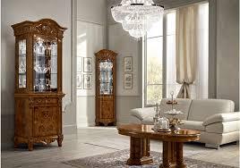 italian furniture. Walnut-living-room-italian-furniture Italian Furniture